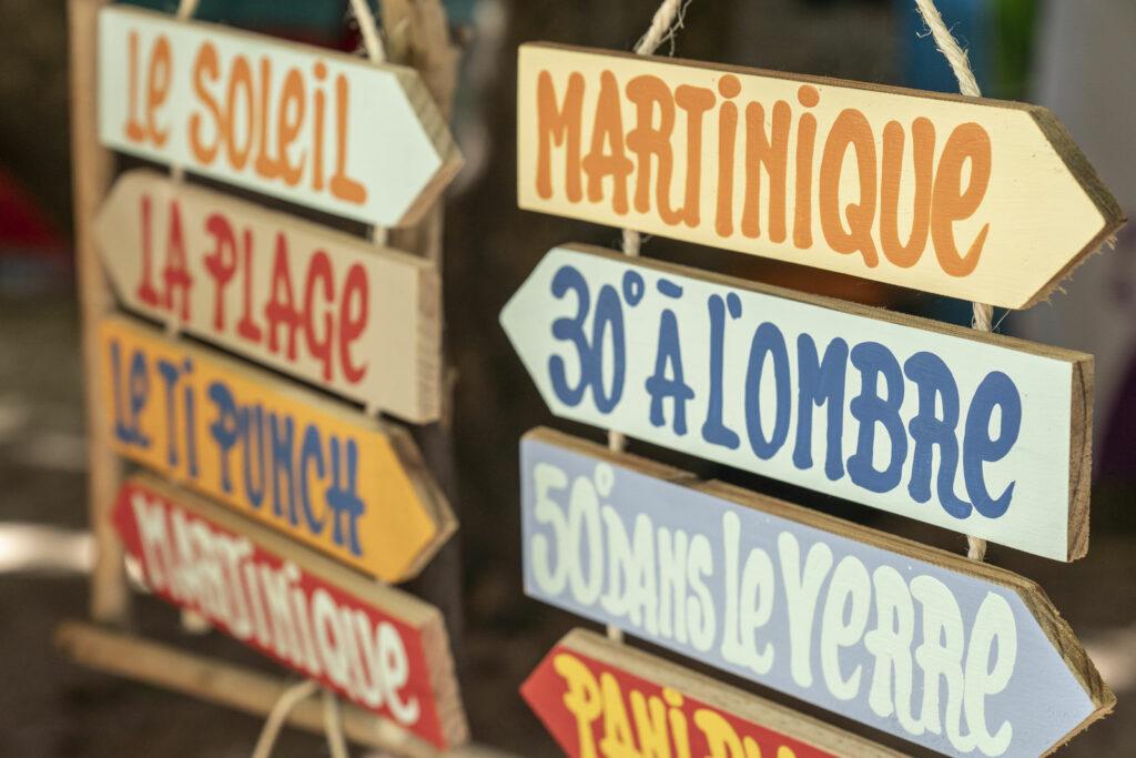 Souvenirs de Martinique