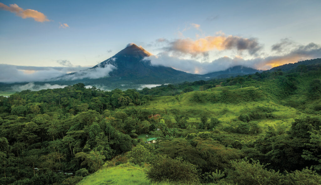 Volcan - Costa Rica