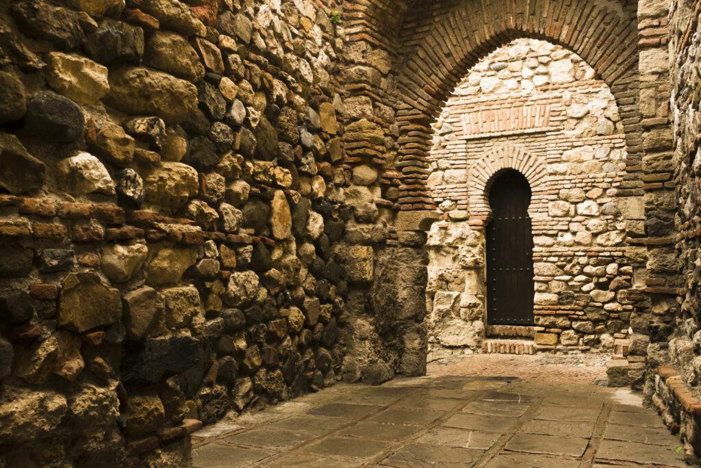 maison en pierre - Andalousie