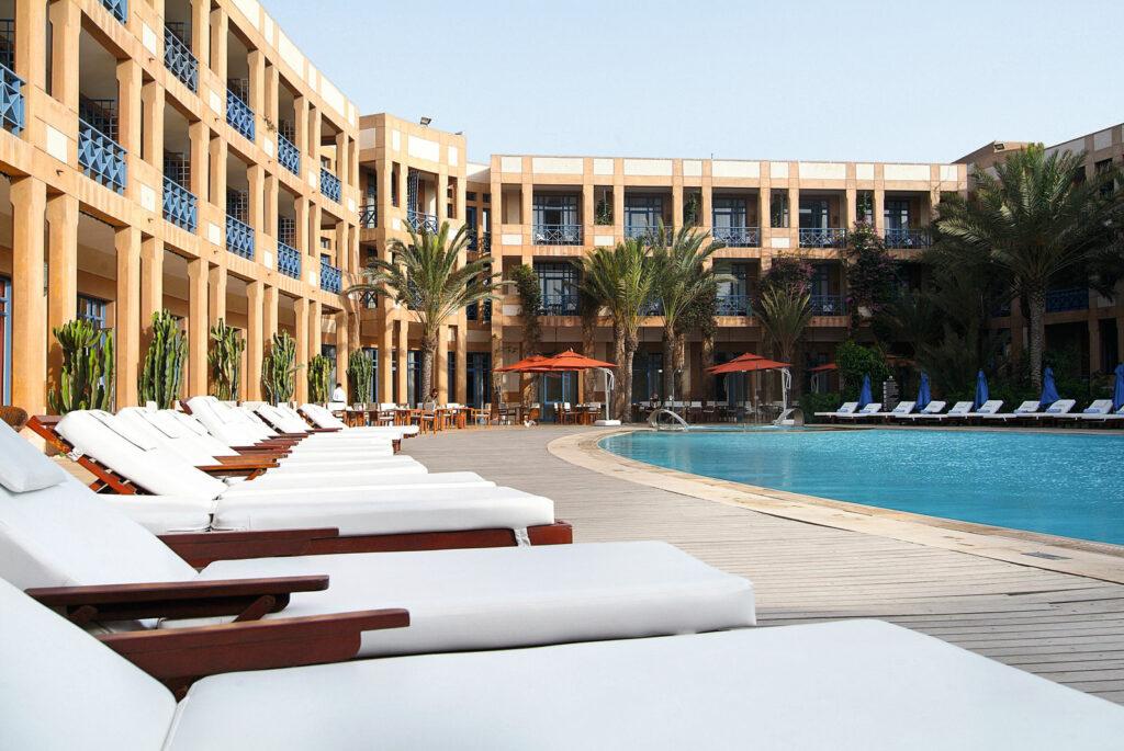 piscine hotel essaouira