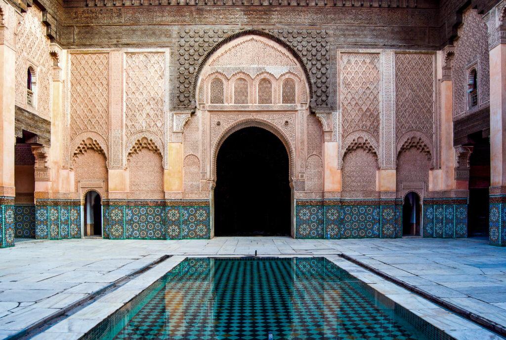 kasbah - marrakech