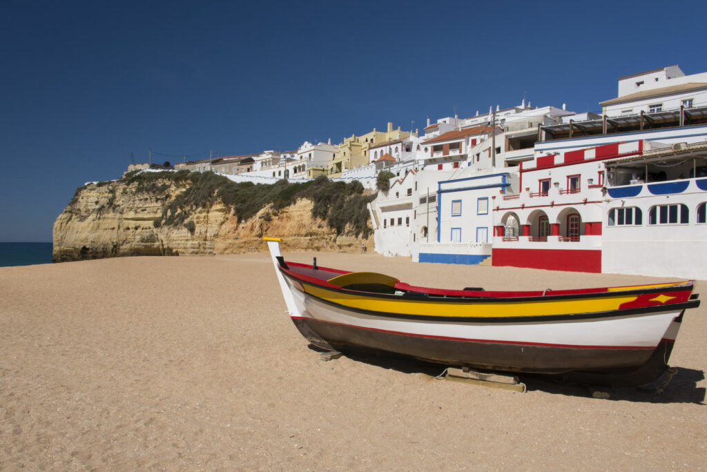 Portugal - plage faro