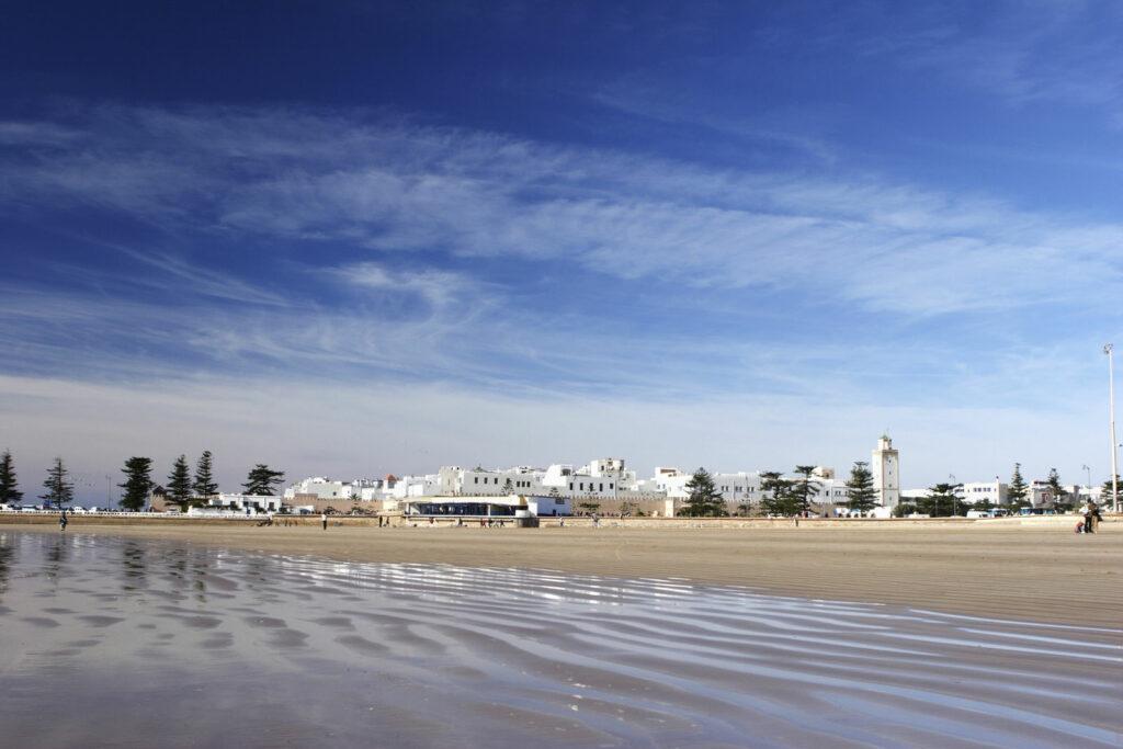 Essaouira - maroc - plage