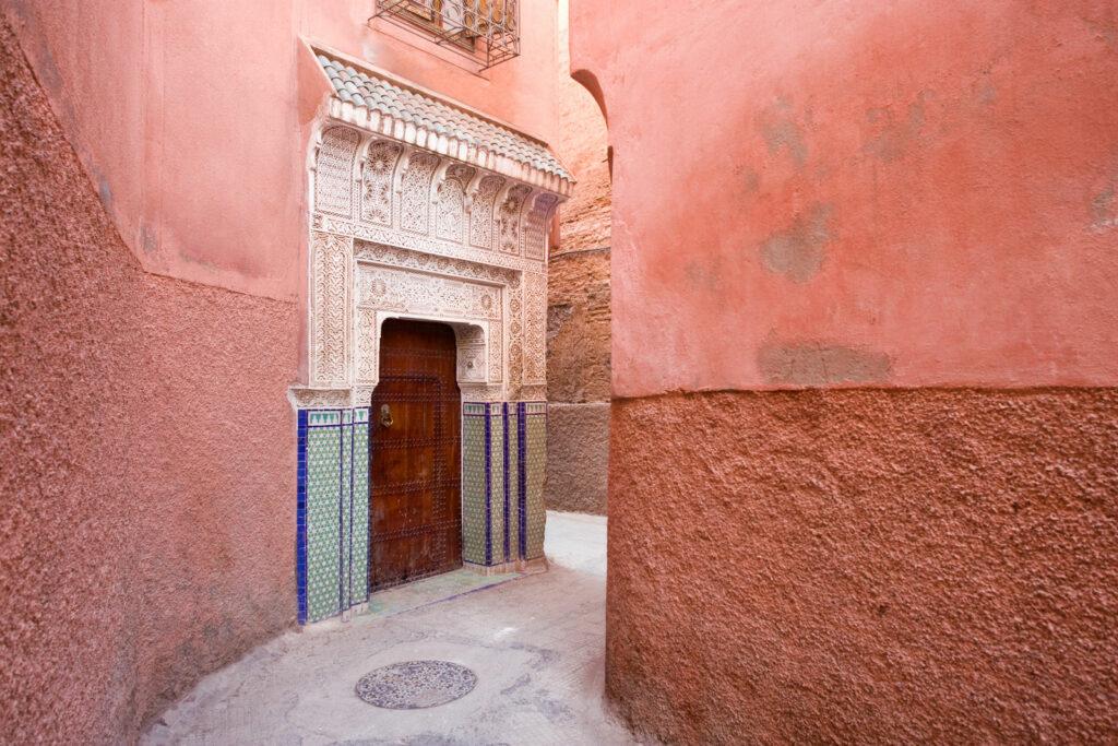 Ruelle - Madina Marrakech