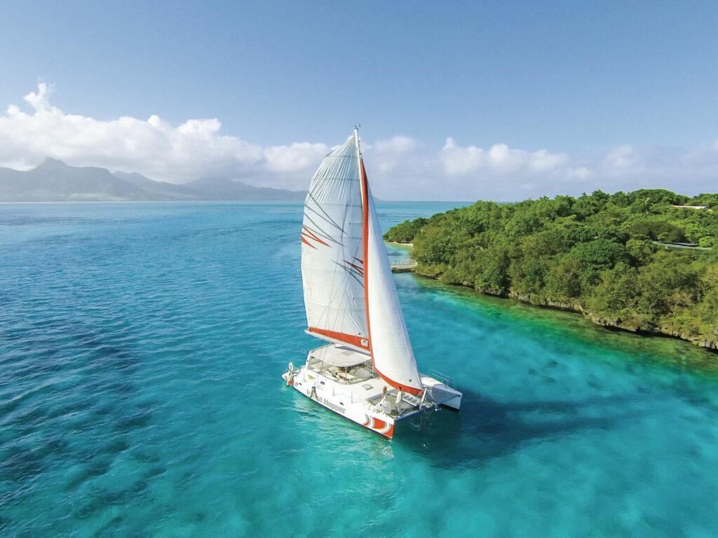 Balade Catamaran - Maurice