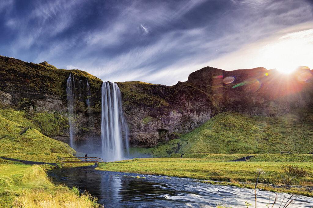 Chutes - Islande