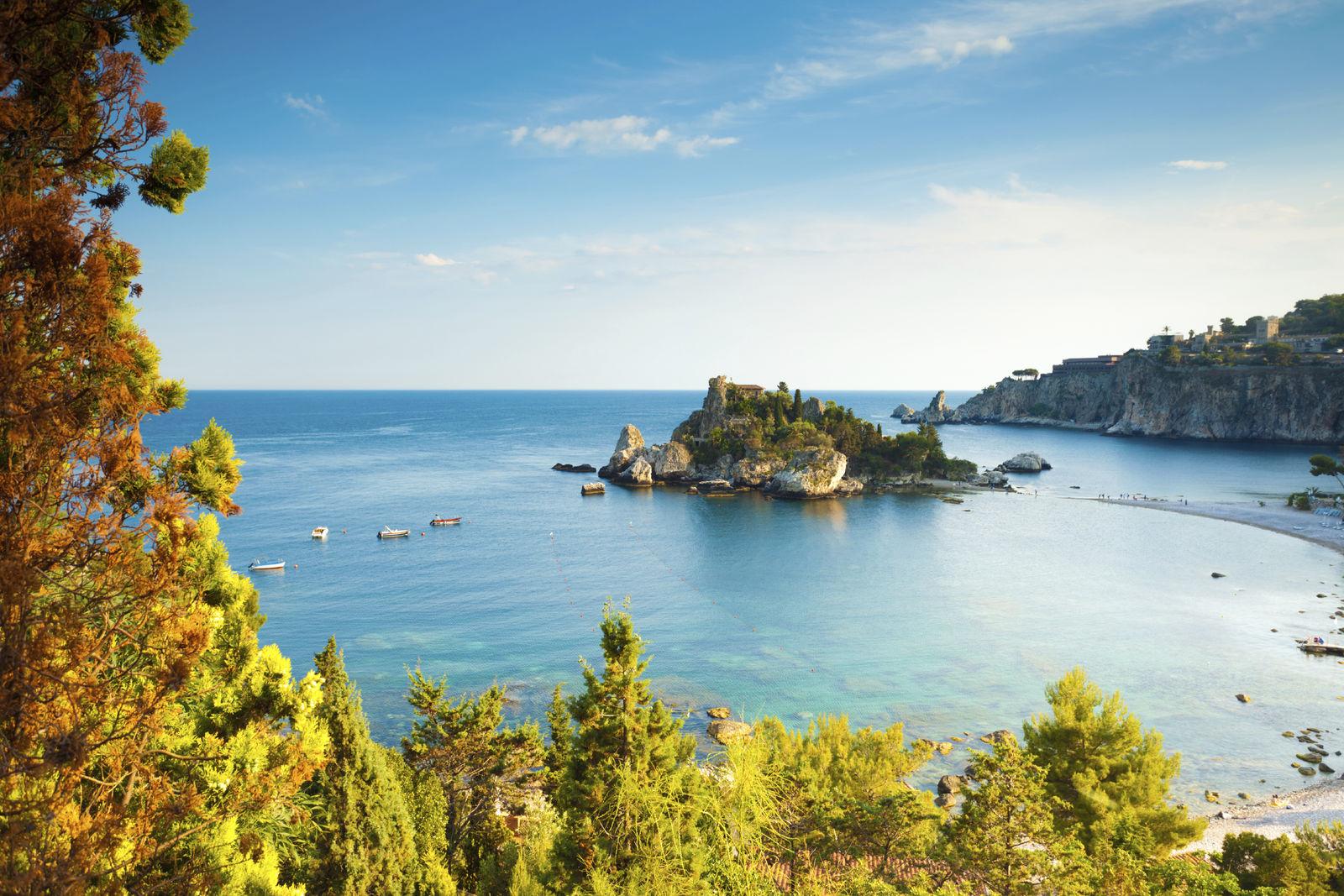 Séjour en Sicile, vacances en hôtel club TUI