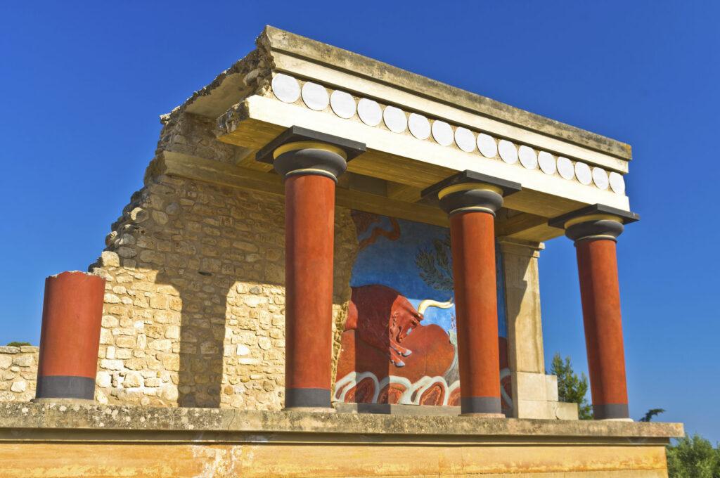 Musée Archéologique de Knossos