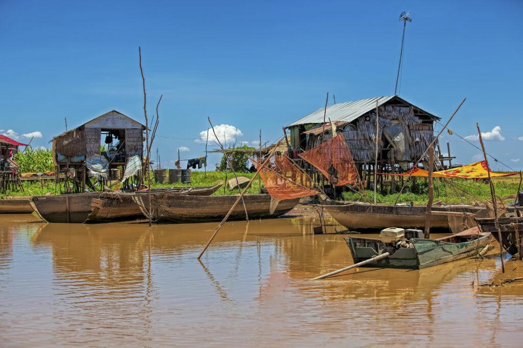 Circuit Cambodge - Tonlé Sap, Le Voyaging
