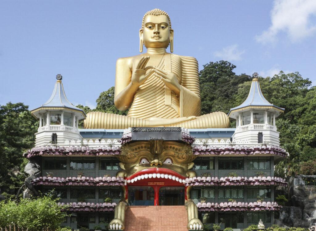 Circuit Sri Lanke - Dambulla, Le Voyaging