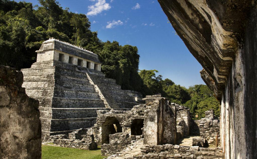 Circuit Mexique - Palenque, Le Voyaging