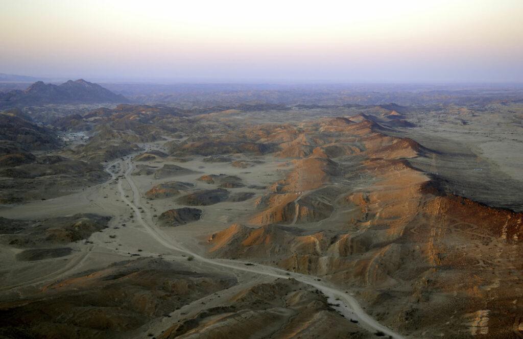 circuit Namibie, Le Voyaging