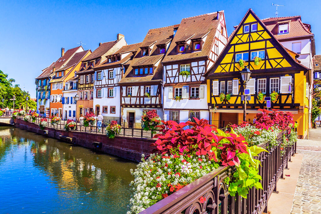 Circuit Nouvelles Frontières Villages fleuris d'Alsace