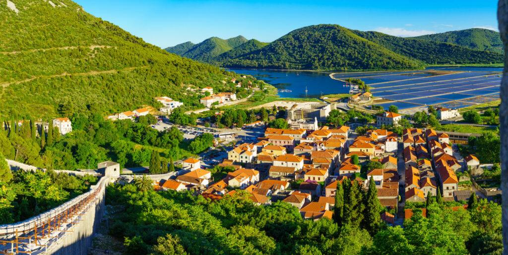 où aller en croatie, Dalmatie