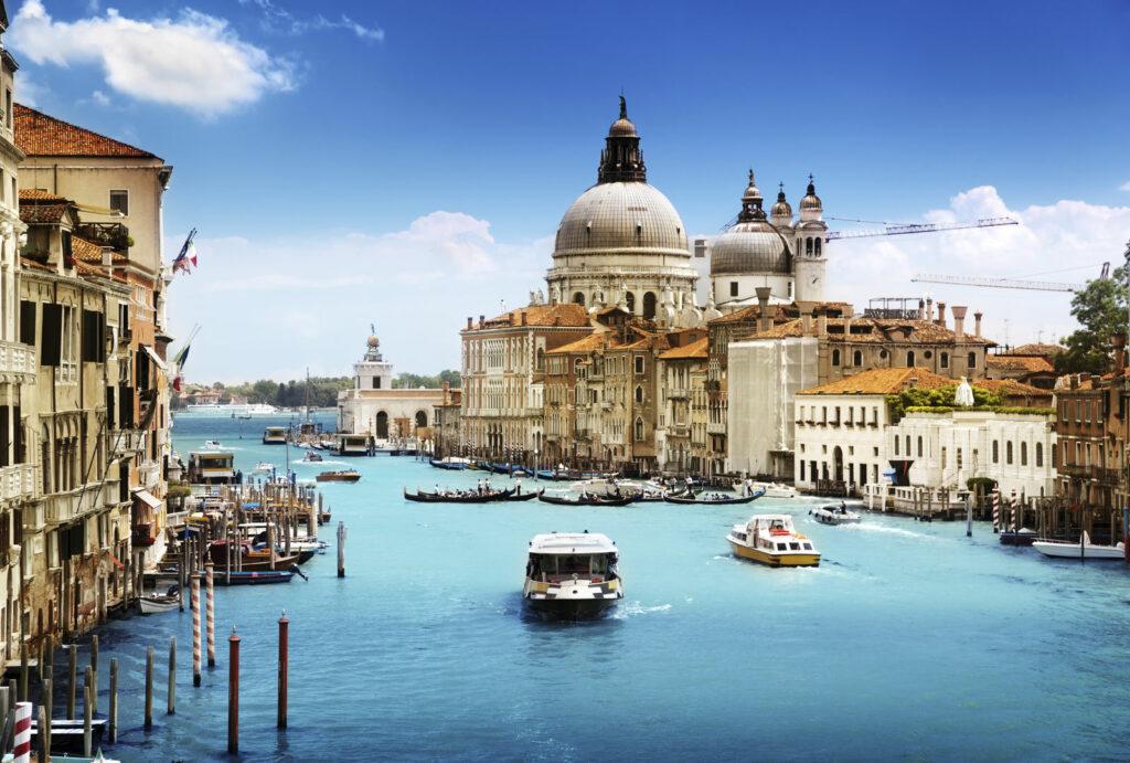 voyage à Venise avec Le Voyaging