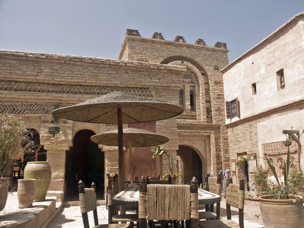 séjour Agadir, Le Voyaging