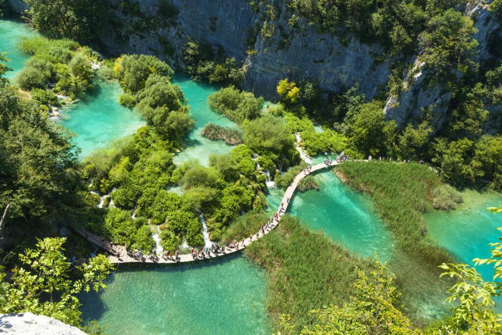 voyage croatie - Plitvice