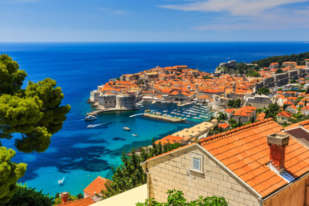 voyage croatie Dubrovnik